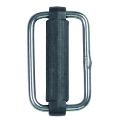 Sliding Bar Buckles 25mm Webbing Stainless Steel Nylon