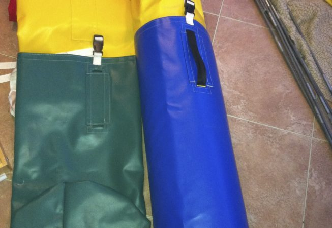 Bouy Covers - Canvas & Leather