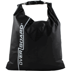 Overboard 1 Litre Dry Pouch Black