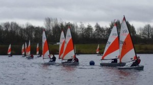 RS Tera North Squad Training at Ripon Sailing Club
