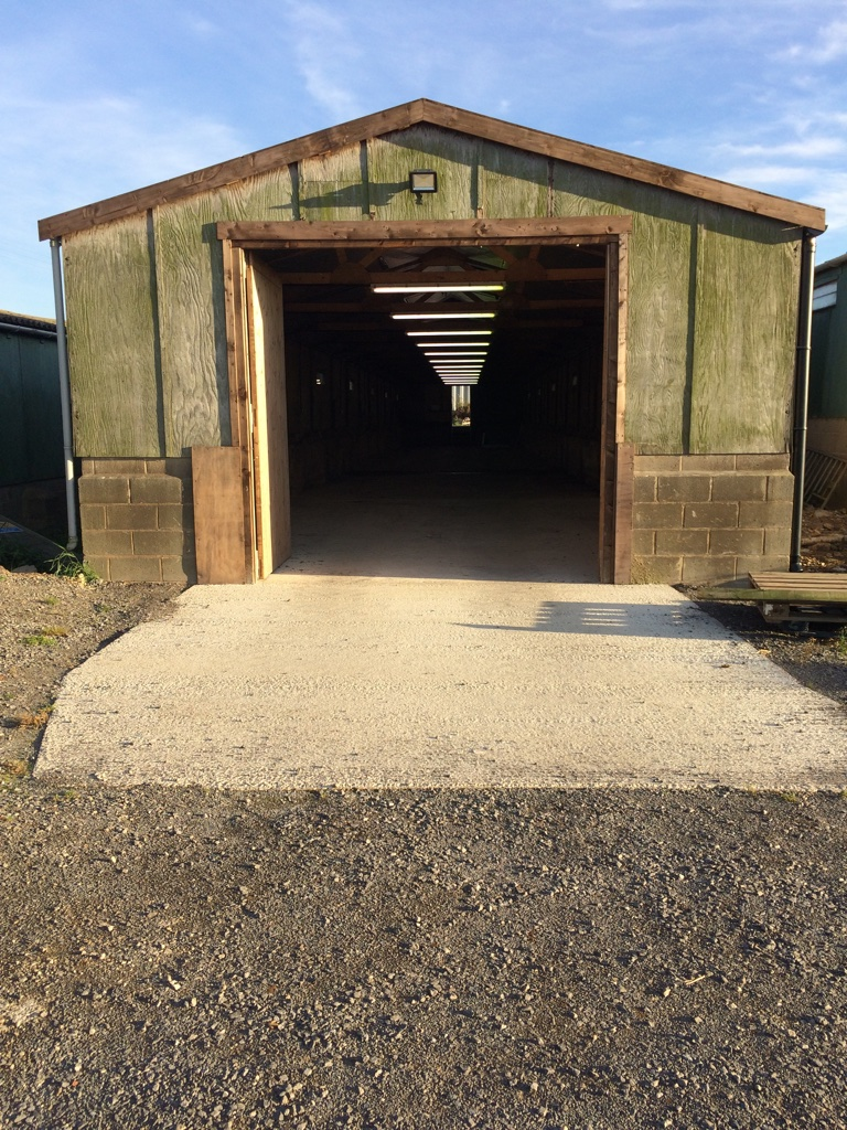 The Pig Shed, Outdoor Sewing Solutions