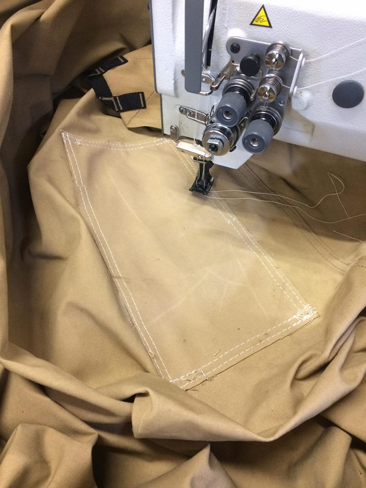 Glamping Amp Canvas Contract Manufacture Outdoor Sewing
