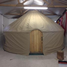 Yurts by OSS