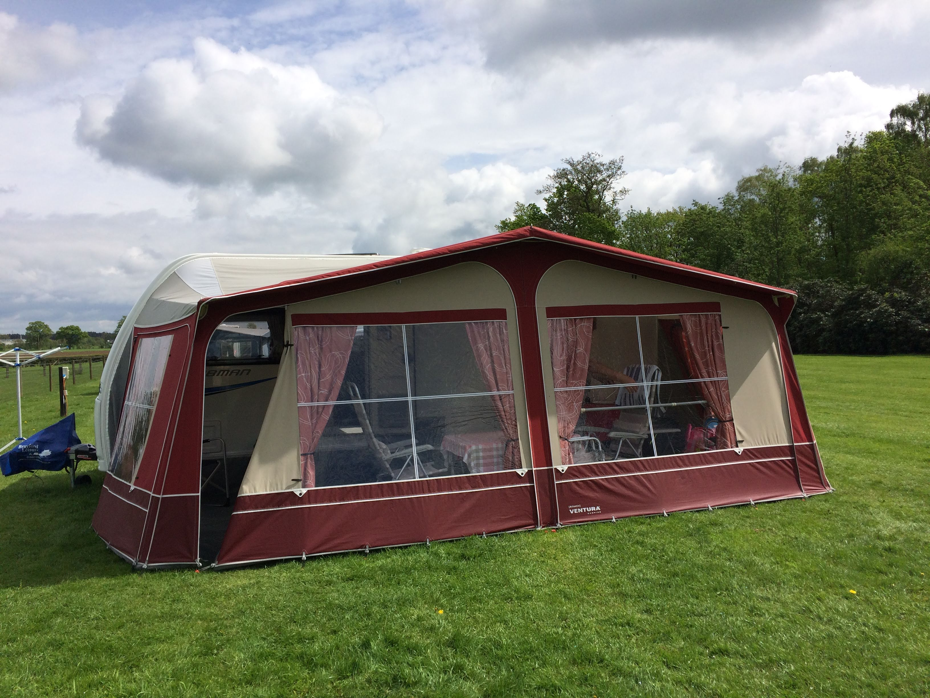 Caravan Awning Extensions Amp Reductions Outdoor Sewing