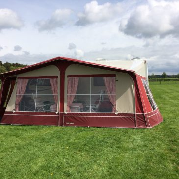 Caravan Awning Extensions & Reductions