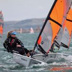 Beth Miller on day 4 of the RS Tera Worlds during the RS Games at the WPNSA