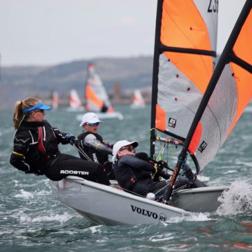 Beth Miller sailing success in 2018