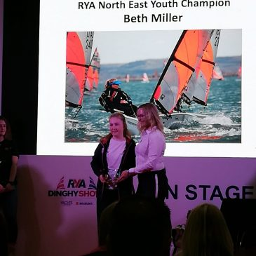 RYA Regional Youth Champion Awards