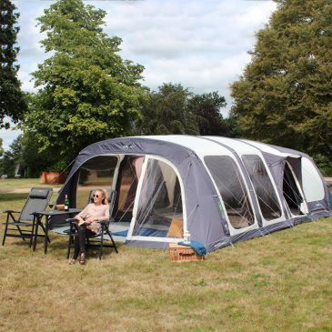 Outdoor Revolution Air Dale 7 family tent review
