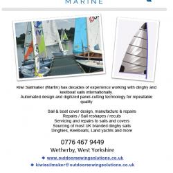 2018 flyer sailing
